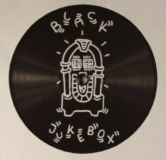 ONSRA/BAS ROOS Shir Khan Presents Black Jukebox 14 Vinyl