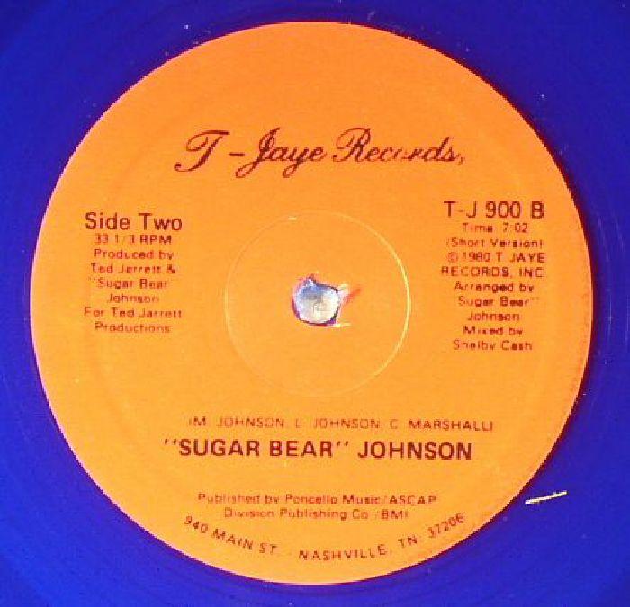 SUGAR BEAR JOHNSON - When Your Jones Come Down