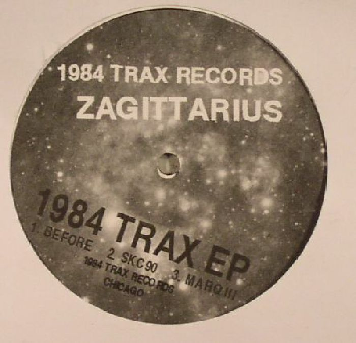 ZAGITTARIUS - 1984 Trax EP