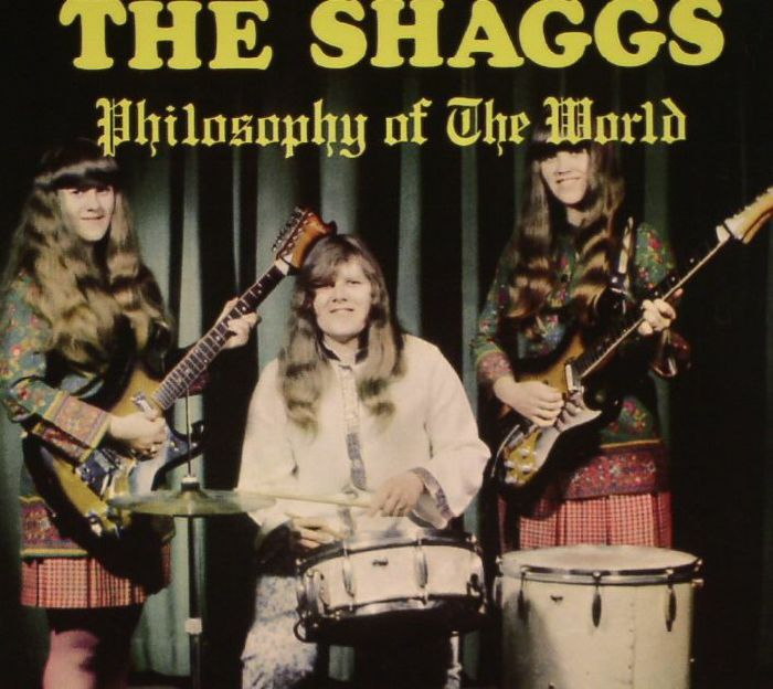 The Shaggs Philosophy Of The World Vinyl At Juno Records