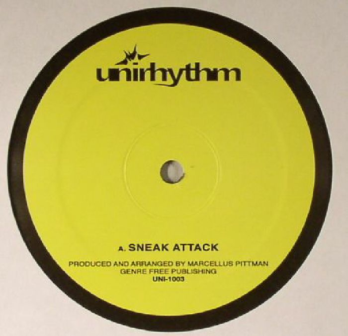 PITTMAN, Marcellus - Sneak Attack