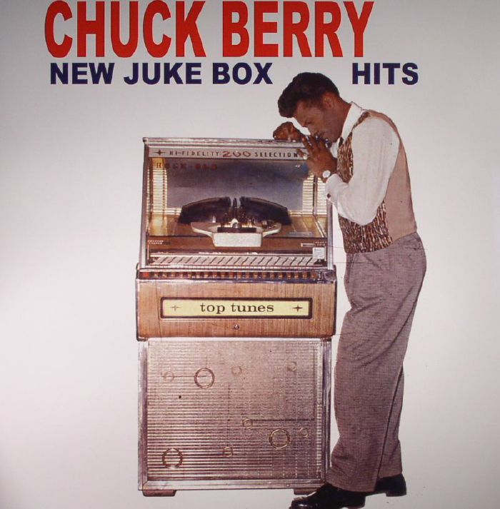 BERRY, Chuck - New Juke Box Hits