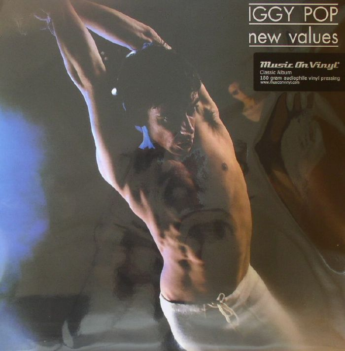 POP, Iggy - New Values