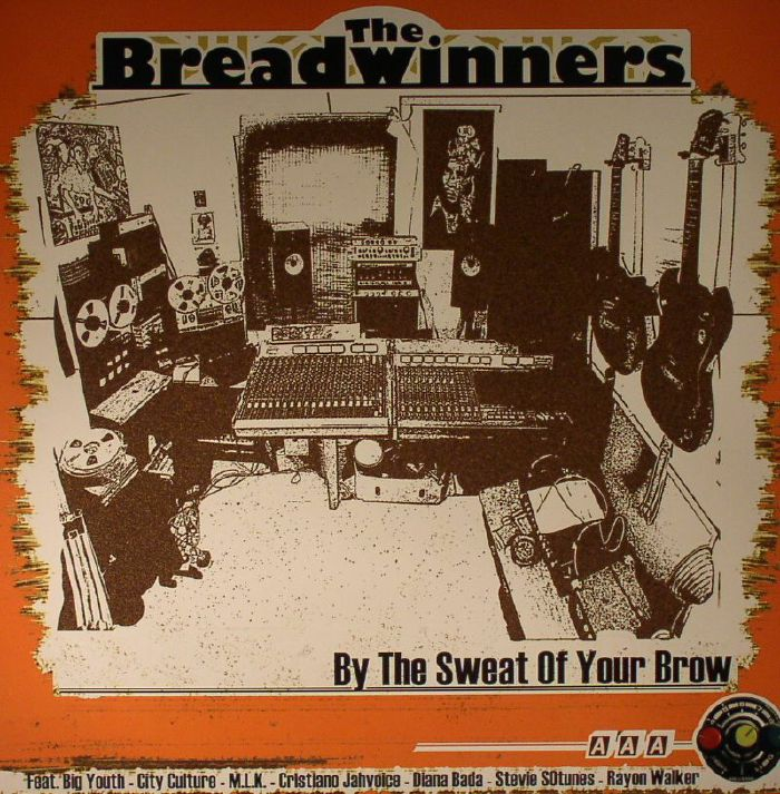 BREADWINNERS, The/VARIOUS - By The Sweat Of Your Brow
