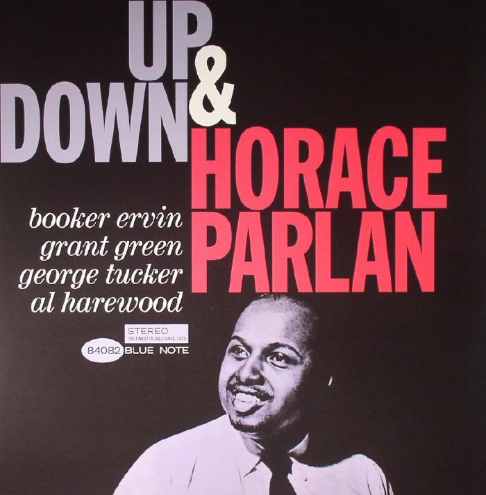 PARLAN, Horace - Up & Down