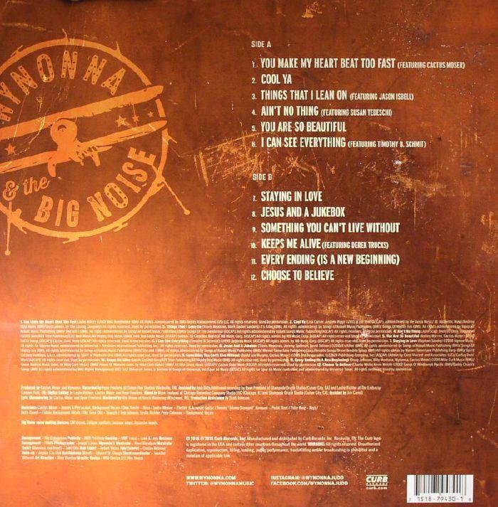 WYNONNA & THE BIG NOISE - Wynonna & The Big Noise
