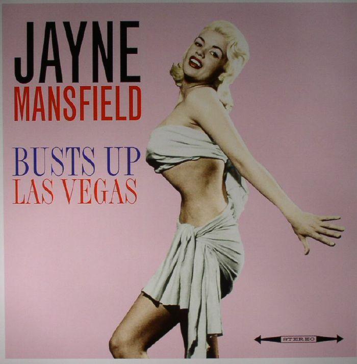 MANSFIELD, Jayne - Busts Up Las Vegas
