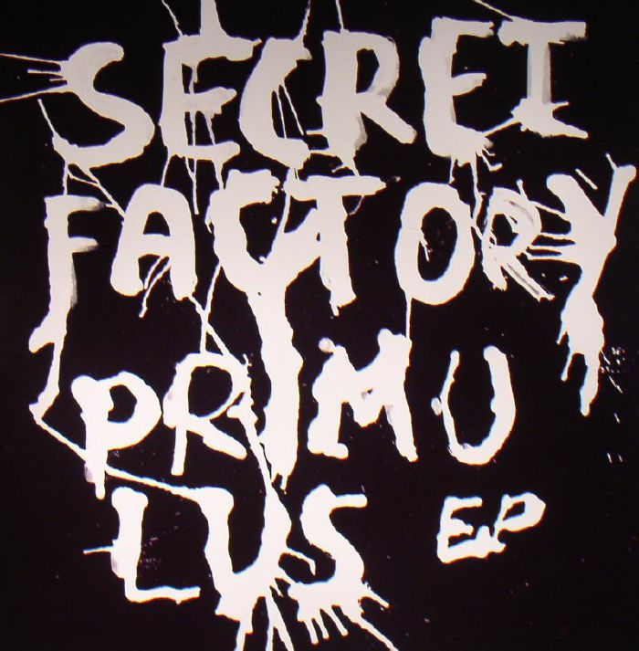 SECRET FACTORY - Primulus EP
