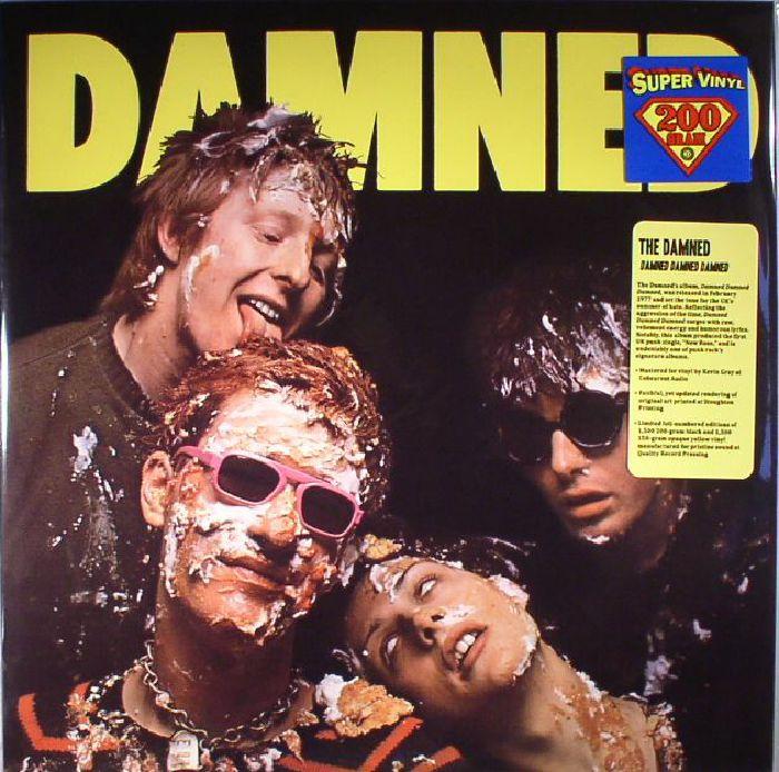 DAMNED, The - Damned Damned Damned (reissue)
