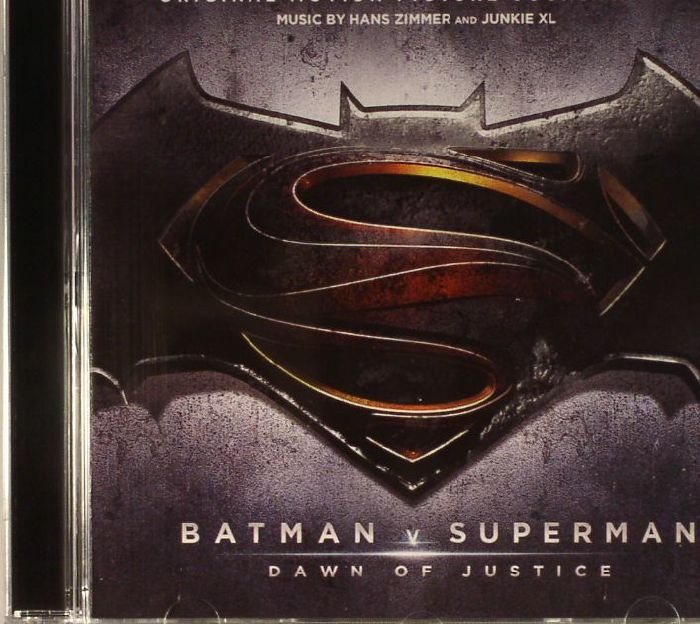 Hans zimmer junkie xl batman vs superman dawn of justice for Hans zimmer batman