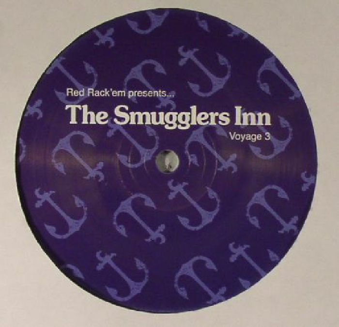 CYCLONIX/JIMI OH/NUBIAN MINDZ/TOMMY RAWSON - Red Rack'em Presents The Smugglers Inn Voyage 3