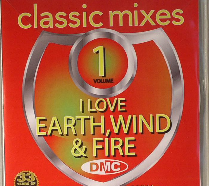 Earth wind fire various classic mixes i love earth wind for Classic house unmixed