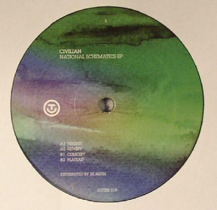 CIVILIAN - National Schematics EP