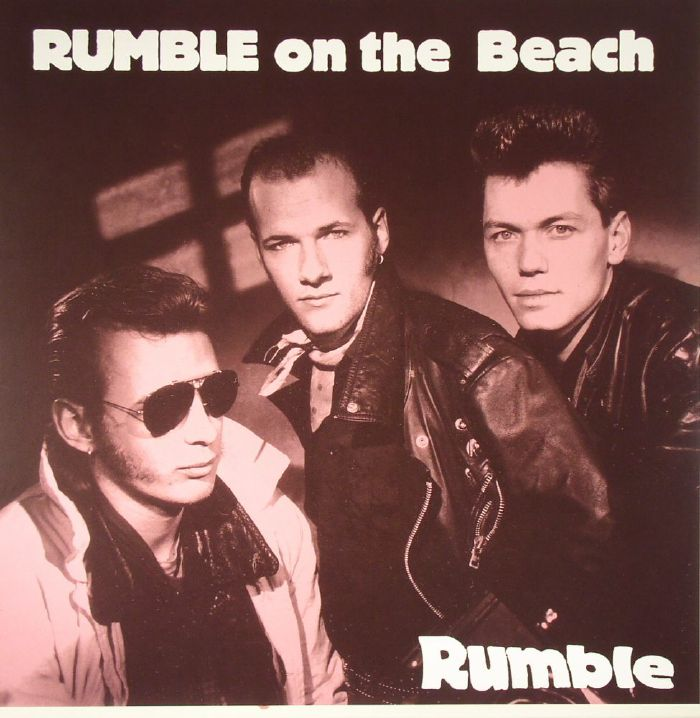 RUMBLE ON THE BEACH - Rumble (remastered)