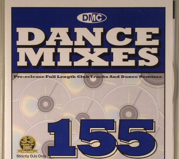 VARIOUS - Dance Mixes 155 (Strictly DJ Only)