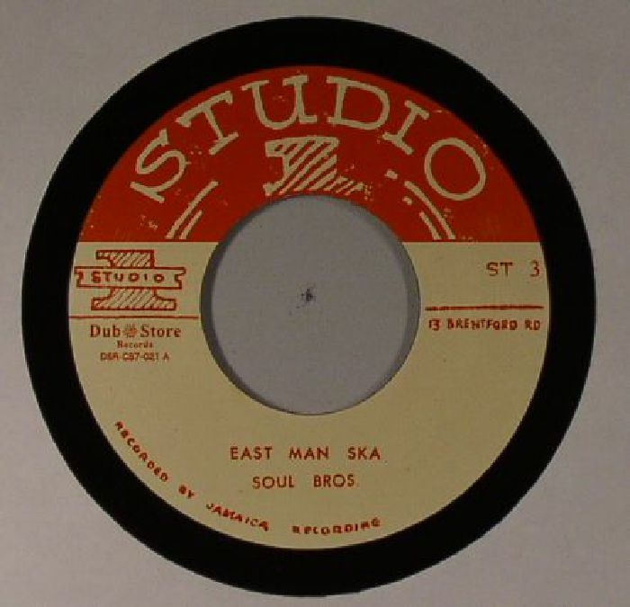 SOUL BROTHERS/KING ROCKY/THE WILLOWS - East Man Ska