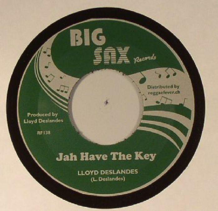 DESLANDES, Lloyd - Jah Have The Key