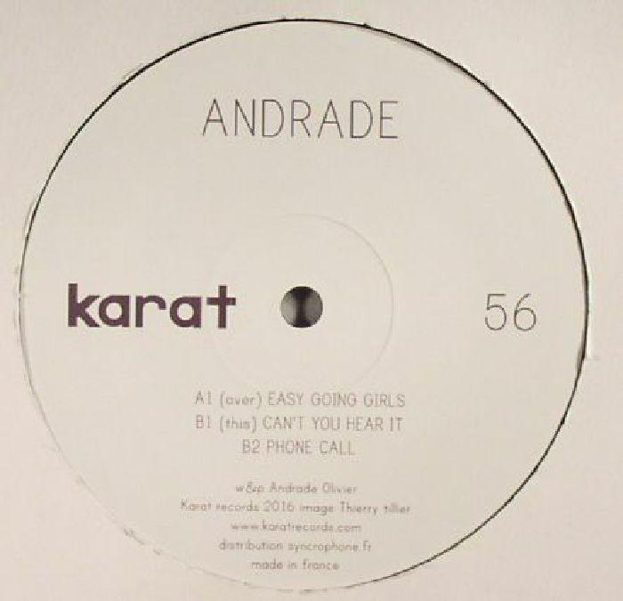 ANDRADE - EP
