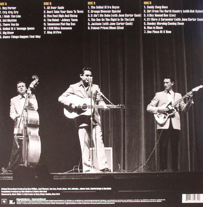 CASH, Johnny - The Essential Johnny Cash (remastered)