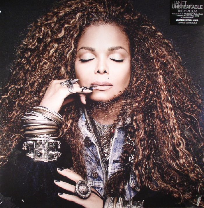Janet Jackson Unbreakable Vinyl At Juno Records