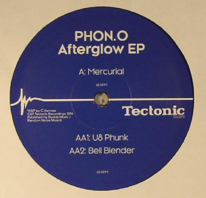 PHON O - Afterglow EP