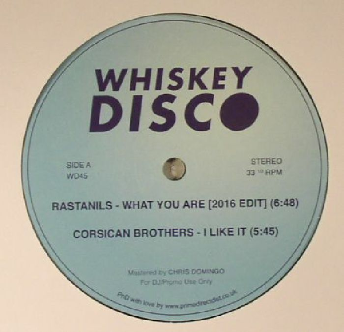 RASTANILS/CORSICAN BROTHERS/ALBION/RULEFINN - What You Are