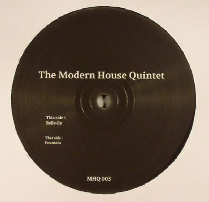 Modern house quintet belle ile vinyl at juno records for Modern house quintet