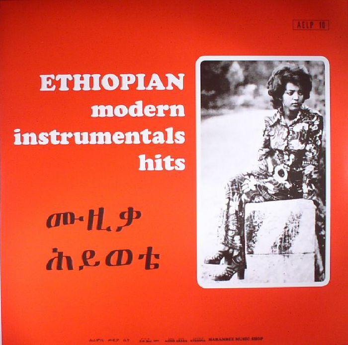 VARIOUS - Ethiopian Modern Instrumentals Hits (reissue)