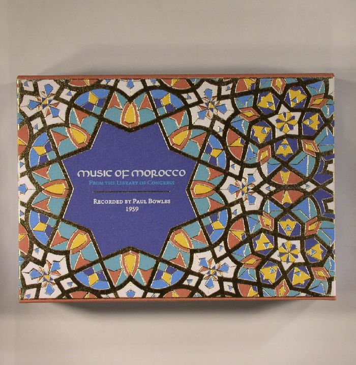BOWLES, Paul - Music Of Morocco: From The Library Of Congress