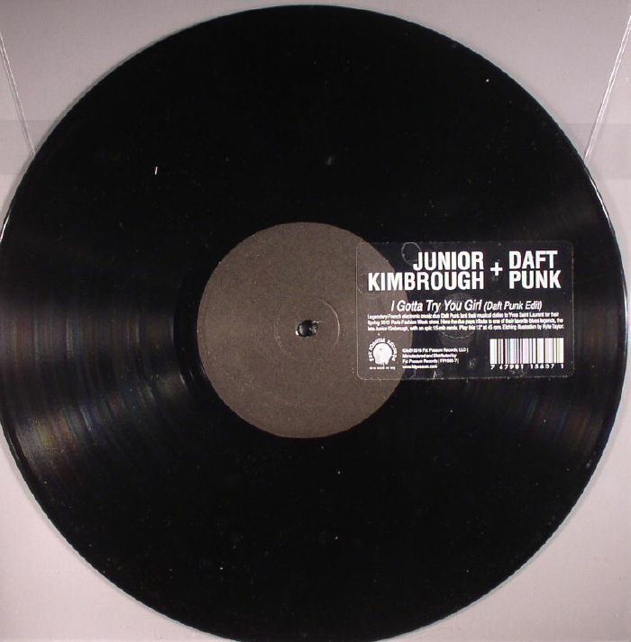 KIMBROUGH, Junior - I Gotta Try You Girl (Daft Punk edit) (Record Store Day 2016)