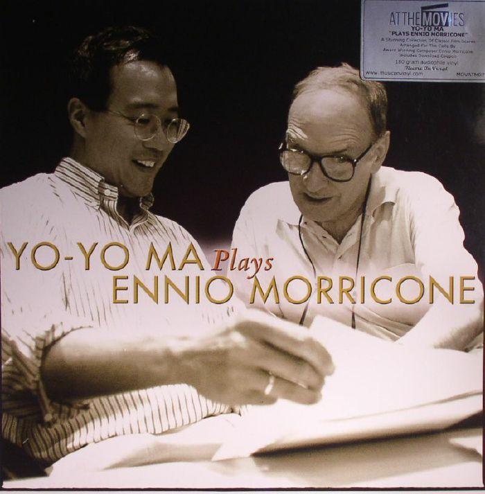 YO YO MA - Yo Yo Ma Plays Ennio Morricone