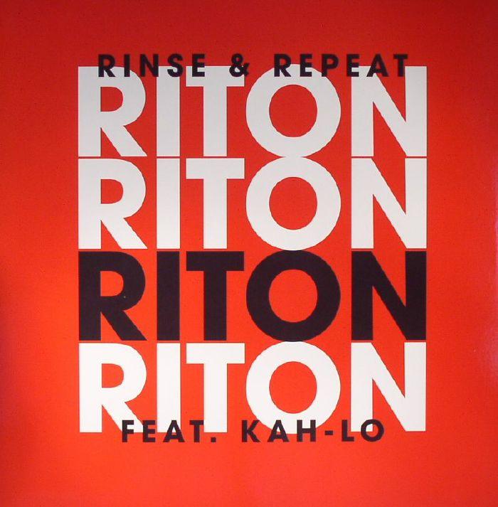 RITON feat KAH LO - Rinse & Repeat
