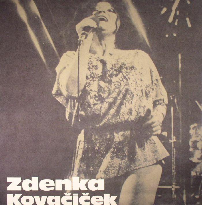 KOVACICEK, Zdenka - Zdenka Kovacicek