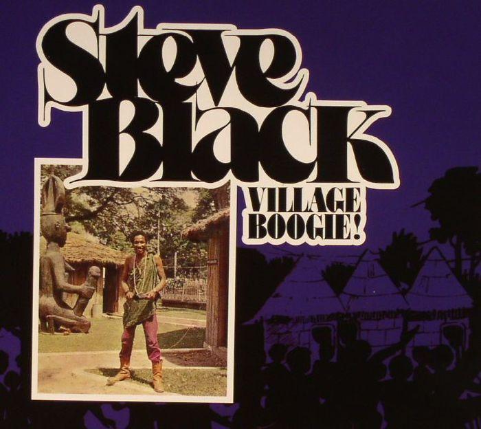 BLACK, Steve - Village Boogie!