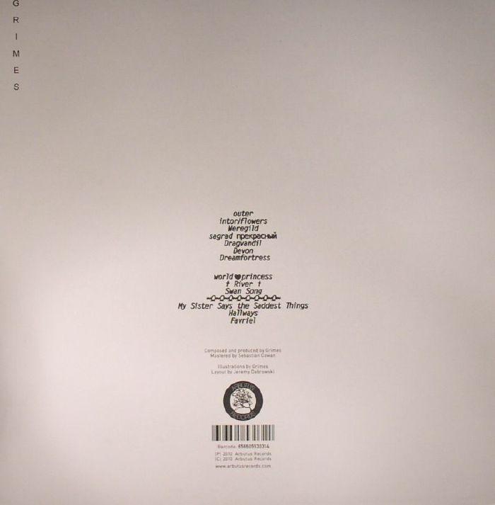 GRIMES - Halfaxa