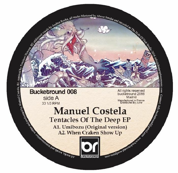 COSTELA, Manuel - Tentacles Of The Deep EP