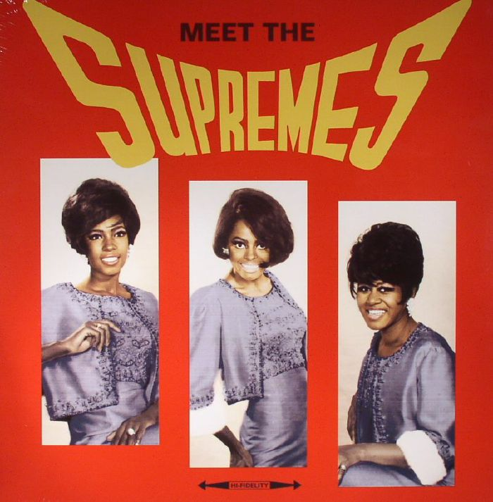 SUPREMES, The - Meet The Supremes