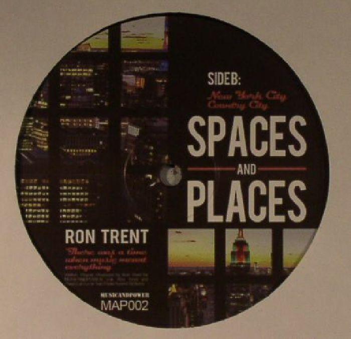 TRENT, Ron - Spaces & Places Part 2