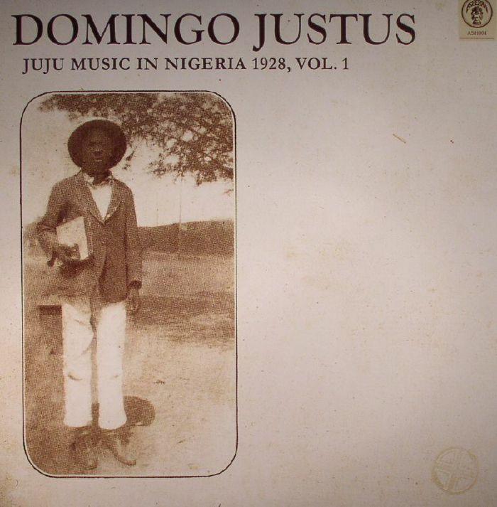 JUSTUS, Domingo - Juju Music In Nigeria 1928 Vol 1