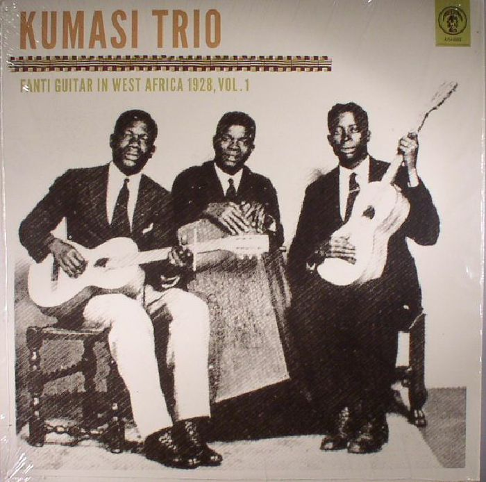 KUMASI TRIO - Fanti Guitar In West Africa 1928 Vol 1