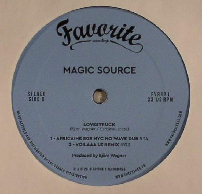 MAGIC SOURCE - Lovestruck