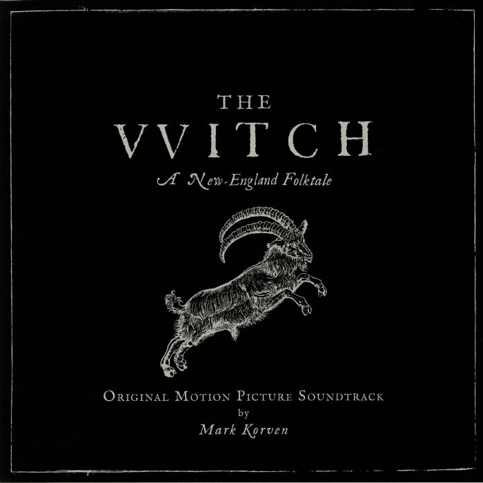 KORVEN, Mark/VARIOUS - The Witch (Soundtrack)