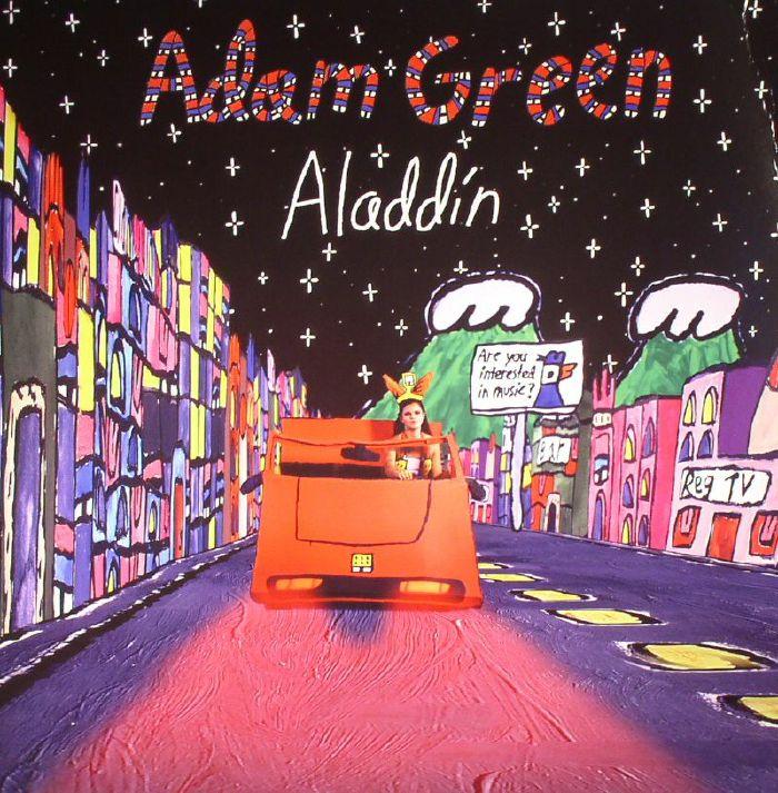 GREEN, Adam - Aladdin