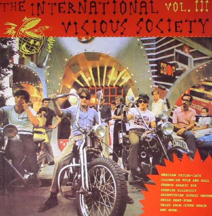 VARIOUS - The International Vicious Society Vol III