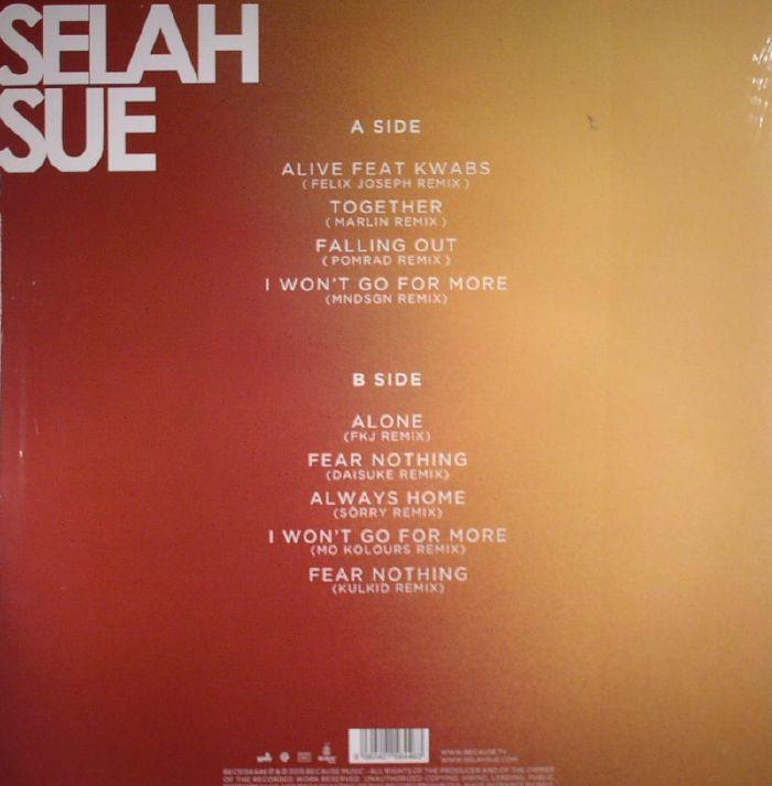 SUE, Selah - Reason (remixes) (Record Store Day 2016)