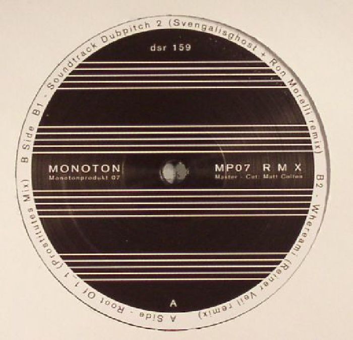 MONOTON - MP07 RMX