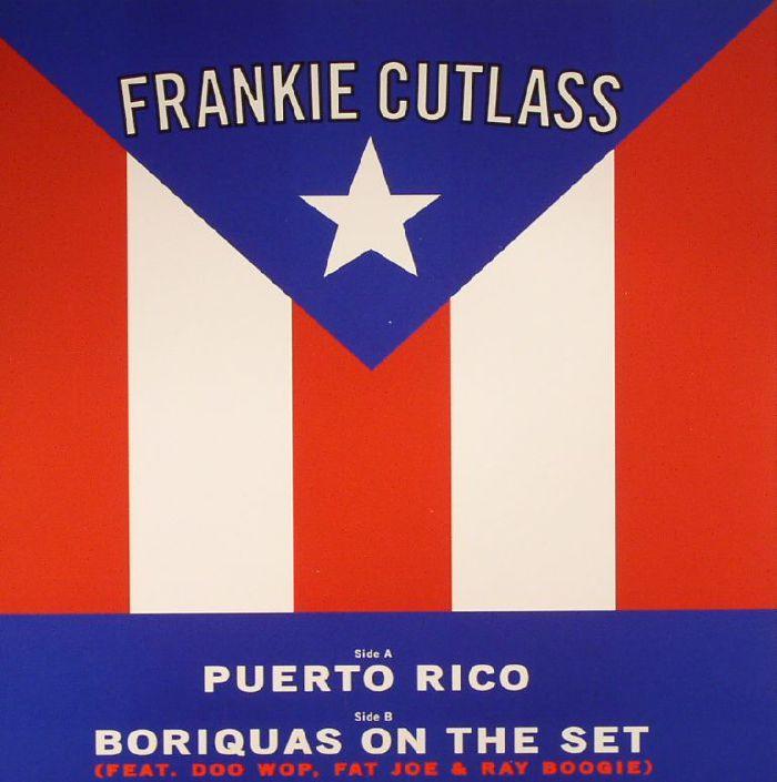 CUTLASS, Frankie - Puerto Rico