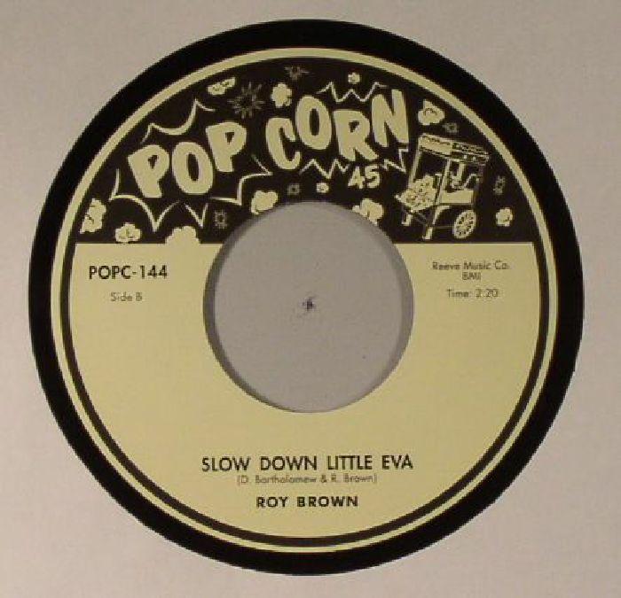 ADAMS, Faye/ROY BROWN - Johnny Lee