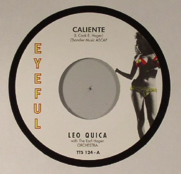QUICA, Leo with THE EARL HAGEN ORCHESTRA - Caliente