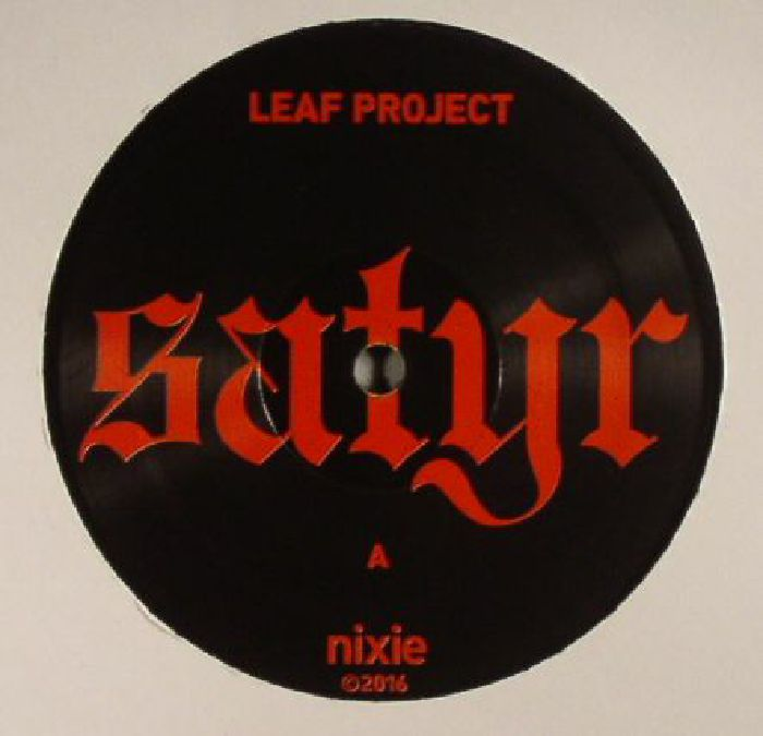LEAF PROJECT - Satyr